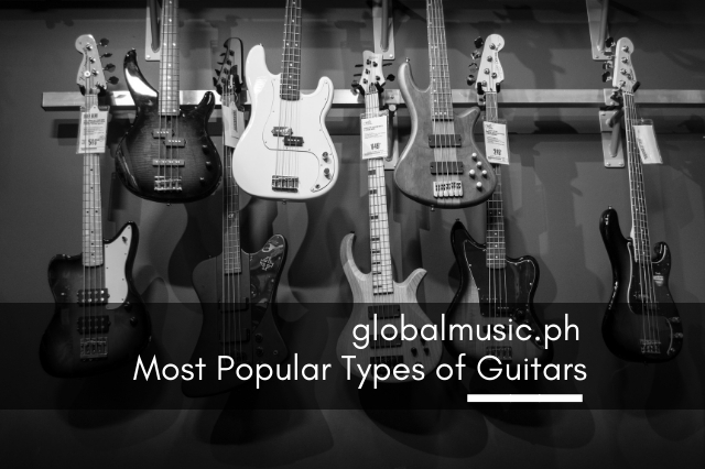 guitar supplier in the Philippines